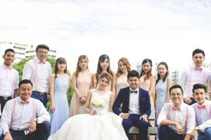 wedding day videography singapore