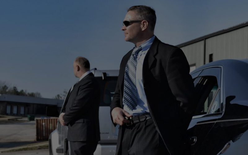 executive protection positions